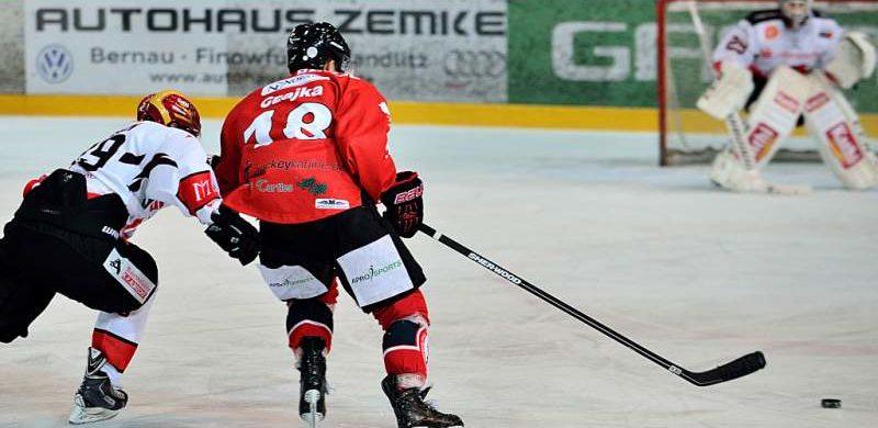 Ist das EMS-Training mit Eishockey kombinierbar?