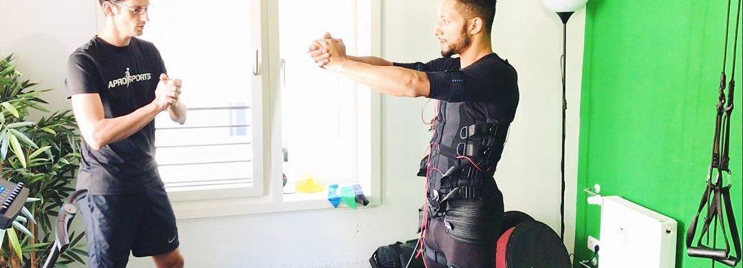 Abnehmen mit EMS Training