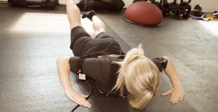 Funktionales EMS Training bei AproSports