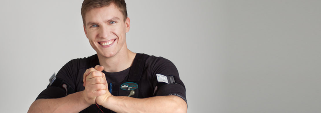 Muskelaufbau mit EMS Training
